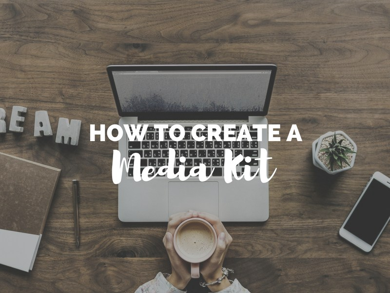 Media kit: complete tutorial to create yours
