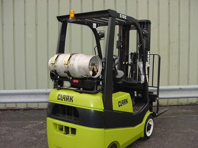 Five Forklift Training Tips