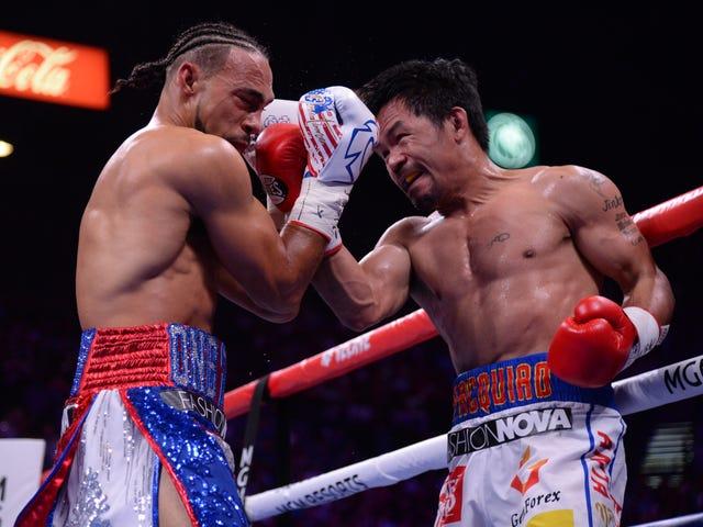 Boxing: Health Benefits